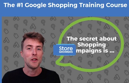 Dennis Moons - Google Shopping Success Course On The Market