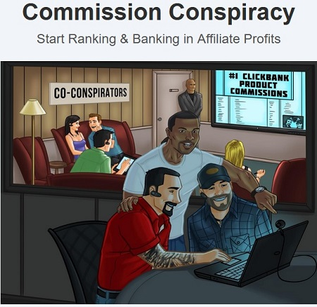 Donny Gamble - Commission Conspiracy (Update 2)