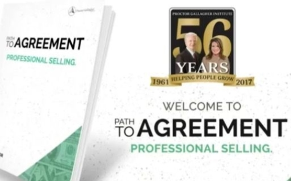 Bob Proctor - Path to Agreement Final