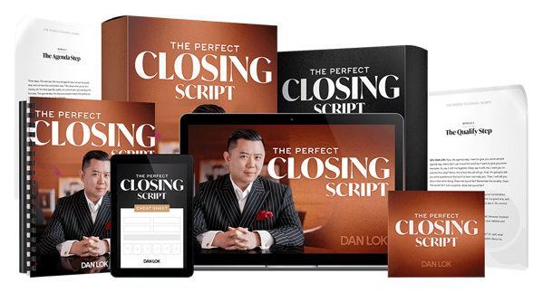 Dan Lok – Perfect Closing Script