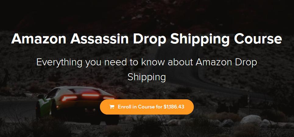 Matthew Gambrell - Amazon Assassin DropShipping Course