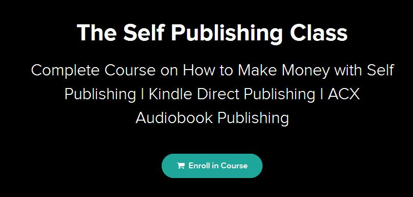Raman - The Self Publishing Class