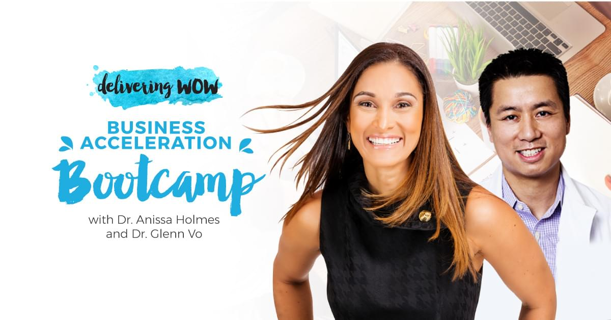 Anissa Holmes - Business Acceleration Bootcamp