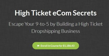 Earnest Epps - High Ticket eCom Secrets