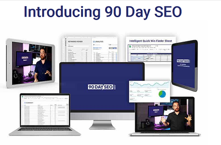 Matthew Woodward - 90 Day SEO