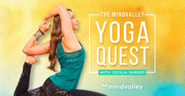 The Mindvalley Yoga Quest with Cecilia Sardeo